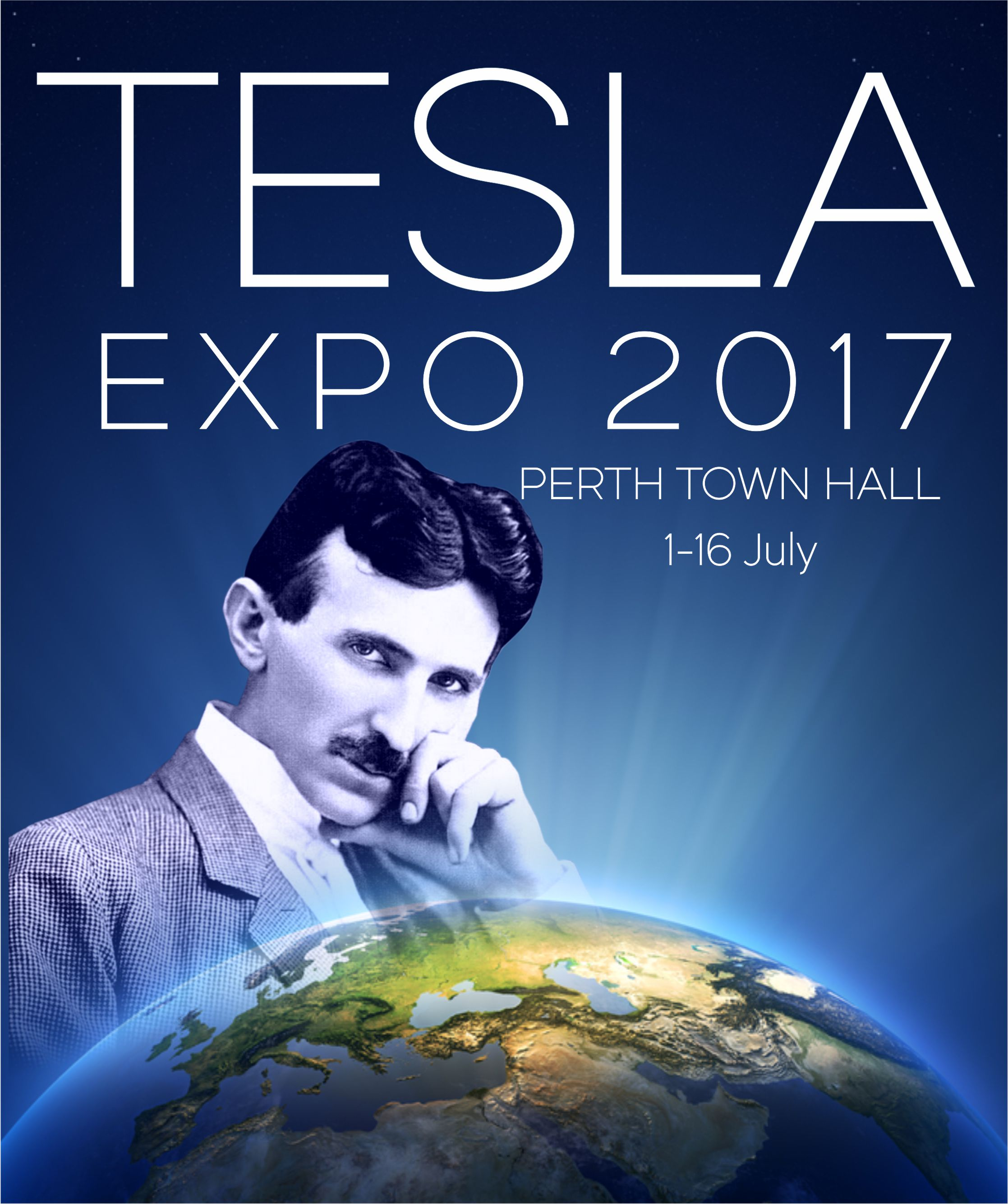 Tesla Expo 2017 insta