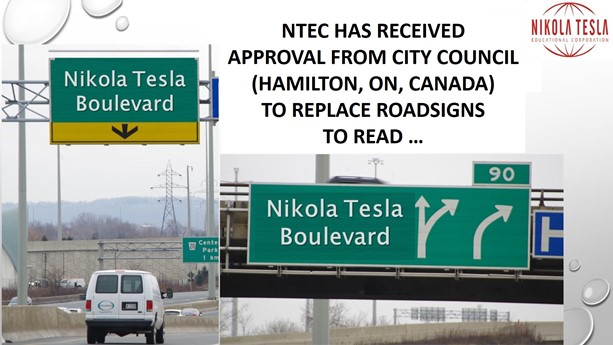 Tesla Roadsigns comp